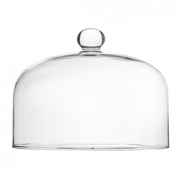 Klosz do patery na ciasto szklany Edwanex 29,5 cm