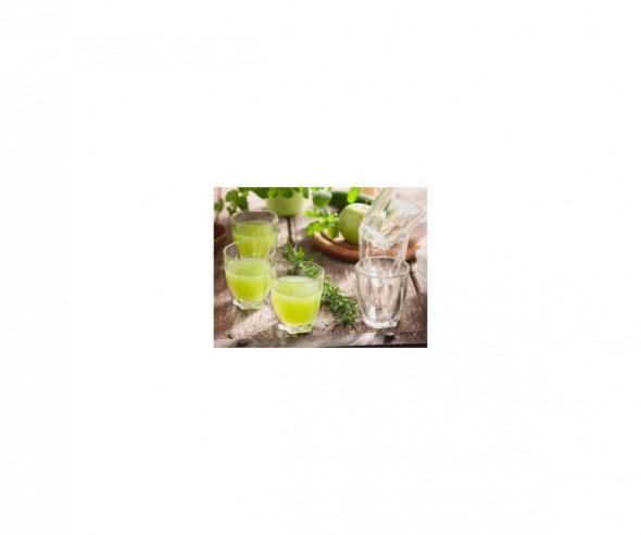 Komplet 6 szt. Szklanki do wody, soków i drinków Altom Design Korsyka 280 ml