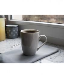 Kubek porcelanowy Monokolor popielaty 300 ml