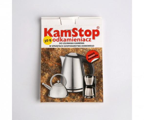 Odkamieniacz do czajników gazowych i elektrycznych, kawiarek Natura Fresh KamStop 20 g