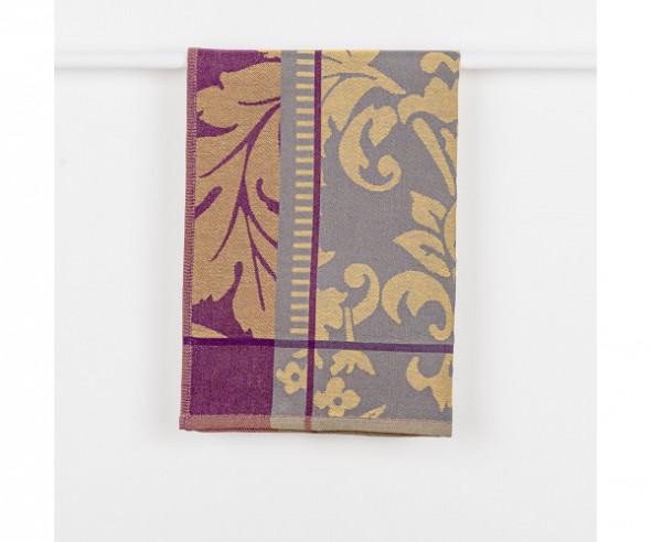 Ścierka kuchenna TOSCA kolor burgund 50x70 cm.