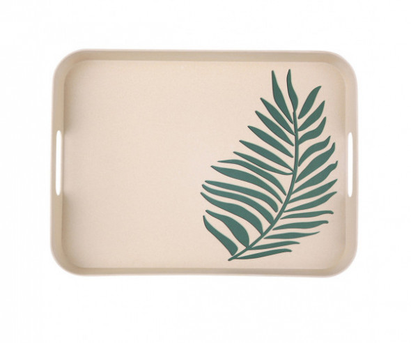 Taca bambusowa Altom Design Organic prostokątna 40,5 cm