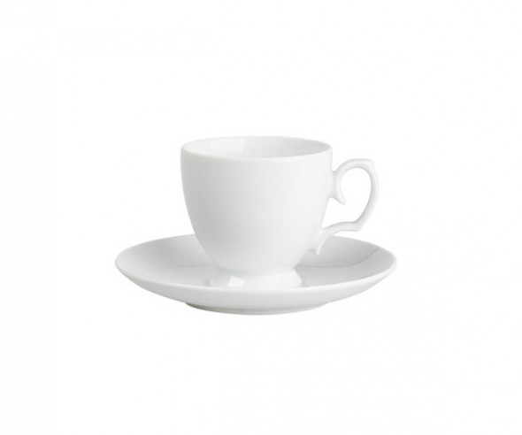 Zestaw do kawy/espresso dla 6 osób MariaPaula Biała