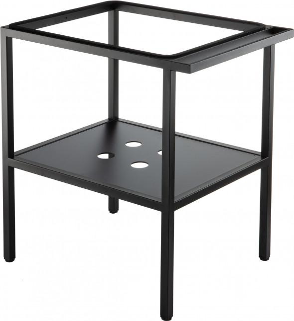 Deante Konsola łazienkowa stojąca 56,5x40x75 cm czarny CST_X50B
