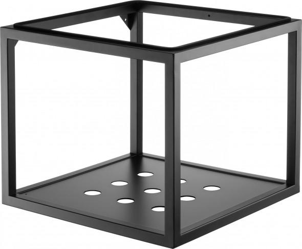 Deante Konsola łazienkowa wisząca 60x50 cm czarny CSW_X60A