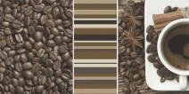 Dekoracja ścienna Paradyż Vivida Bianco inserto caffe B 30x60