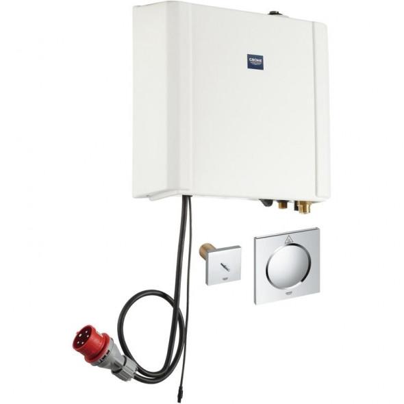 GROHE F-digital Deluxe - generator pary 6.6kW z wylotem pary i czujnikiem temperatury 27934000
