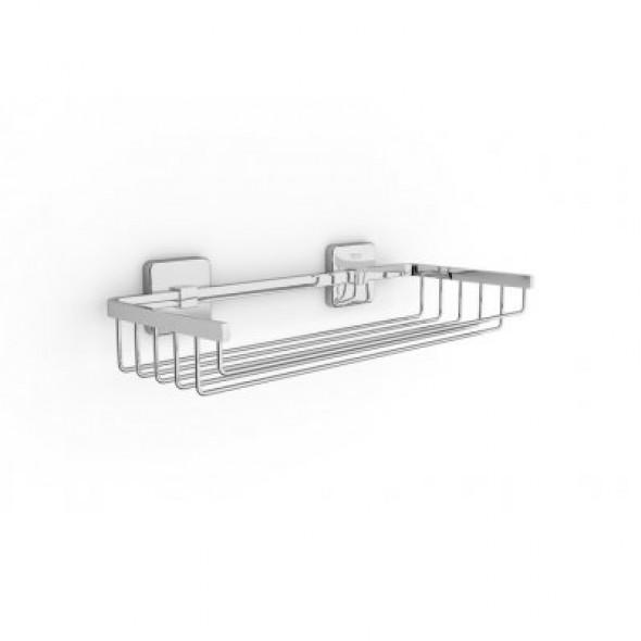 Koszyk z drutu ścienny prostokątny Roca Victoria 30x13,5 cm A816688001