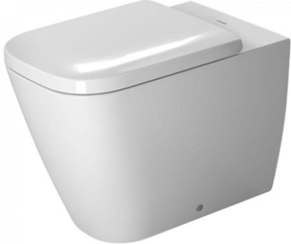 Miska toaletowa stojąca Duravit Happy D.2 36,5 x 57 cm 2159090000