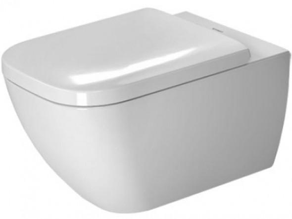 Miska toaletowa wisząca Duravit Happy D.2 Rimless 36,5 x 54 cm 2222092000