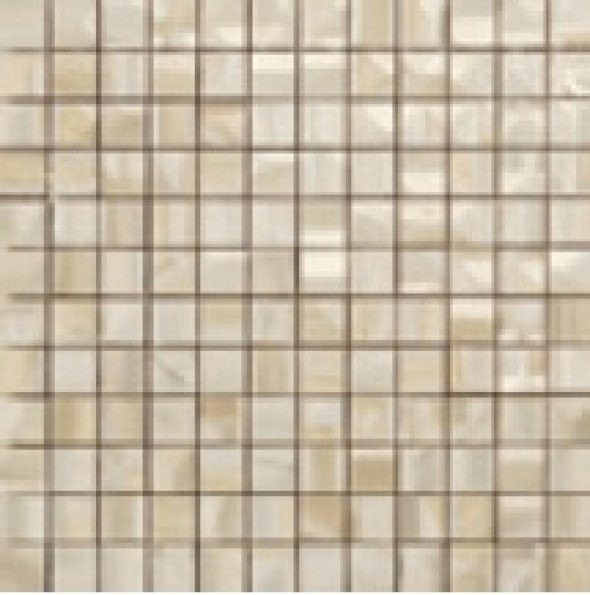 Mozaika ścienna Italgraniti Onice D Bianco Agata 30,5x72,5 rektyfikowana