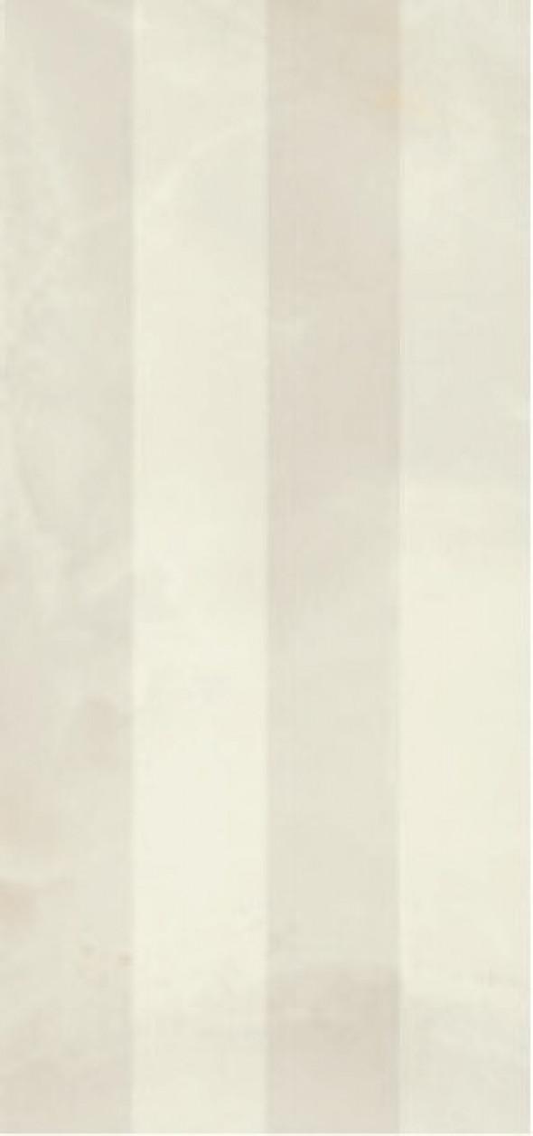 Mozaika ścienna Italgraniti Onice D Bianco Boiserie 30,5x72,5 rektyfikowana
