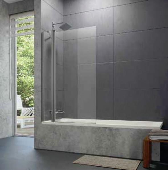 Parawan nawannowy Huppe Design pure 2-częściowy 95cm 8P2001.087.321