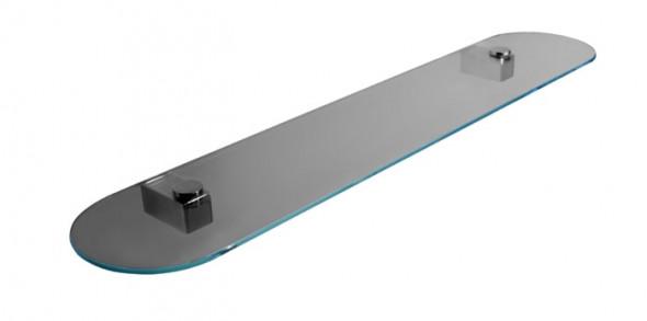 Półka szklana zaokrąglona Jedavid Concept BD-102/C