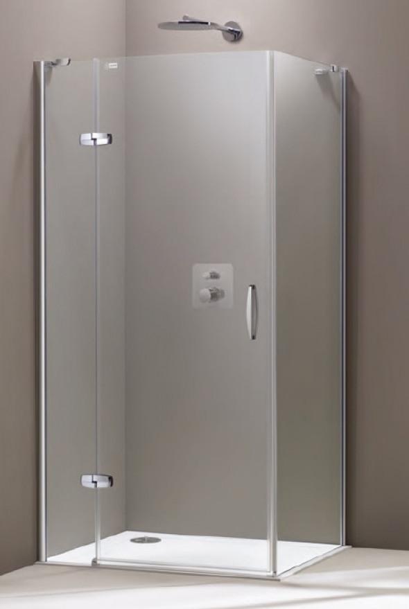 Ścianka boczna Huppe Aura elegance 90cm 400604.087.321