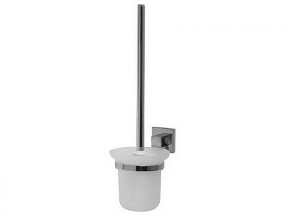 Szczotka WC z uchwytem Bisk Arktic 01475