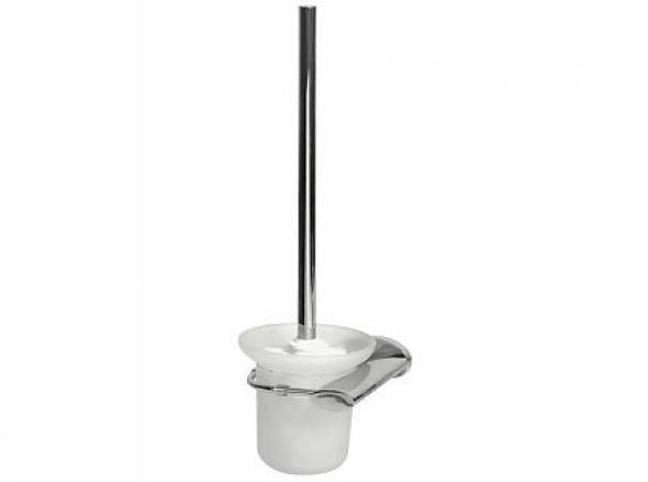 Szczotka WC z uchwytem Bisk Side 01014