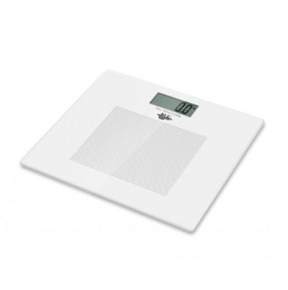 Waga elektroniczna Bisk Madrid biały 06465