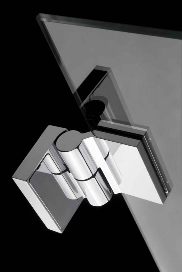 Zawias do drzwi prysznicowych Radaway Carena prawy 004-006000801 @ ^