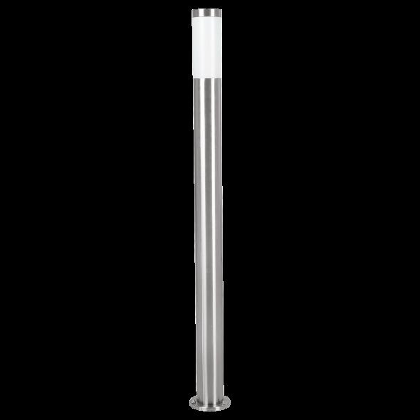 Eglo 81752 Helsinki 1x15W Lampa ogrodowa zewnętrzna stal nierdzewna biały