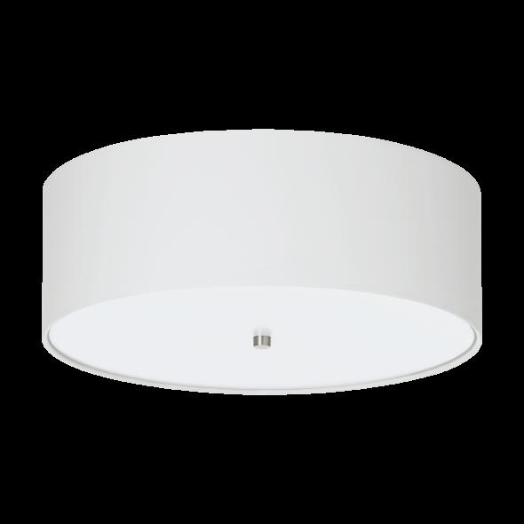 Eglo 94918 Pasteri 3x60W Plafon sufitowy biały