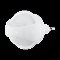 Eglo Tineo 97933 Oświetlenie nocne z czujnikiem 1x0.26W LED białe
