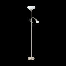 Eglo UP 82842 Lampa stojąca Oprawa podłogowa 1x60W nikiel mat