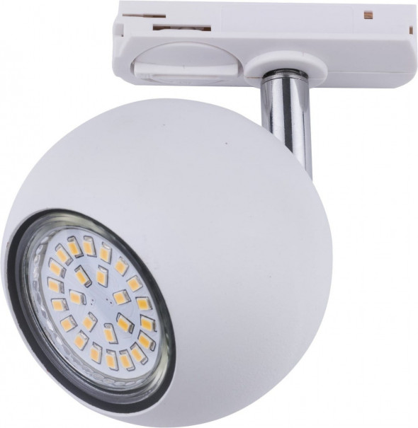TK Lighting 4040 Tracer Reflektor na szynoprzewód 1xGU10 biały