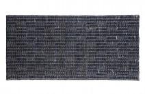 Dywanik jutowy Scenes 70x140 czarny