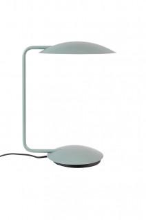 Lampa na biurko szara