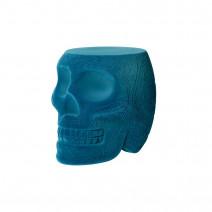 Stołek Mexico ciemno-niebieski