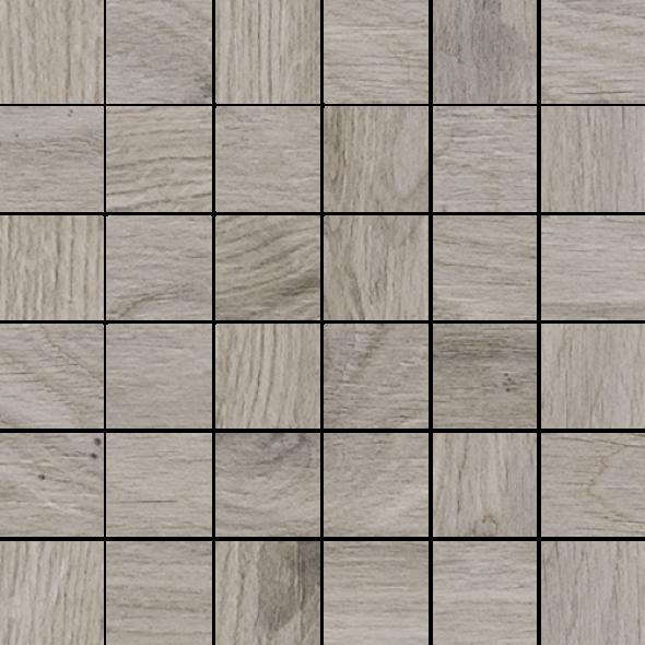 Cerrad mozaika Acero bianco 30 x 30 G.1