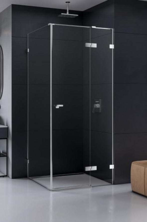 New trendy kabina prysznicowa EVENTA prawa 120x110x200 EXK-0137/EXK-0142
