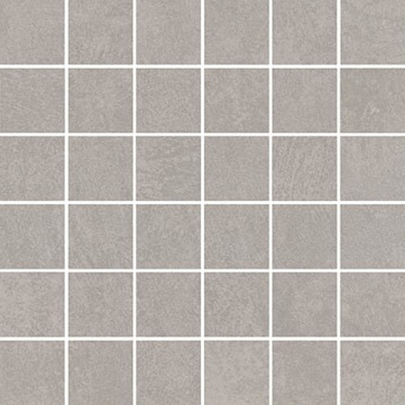 Opoczno ARES LIGHT GREY MOSAIC 29,7 x 29,7 G.1 MD587-007