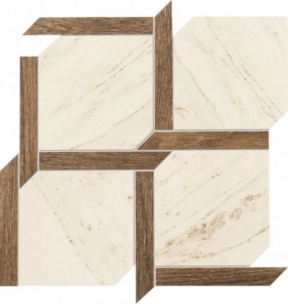 Tubądzin Larda 1 mozaika gresowa 34,6x34,6 G.1