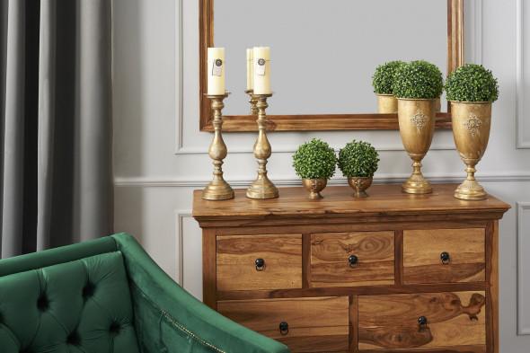 Fotel tapicerowany HAMPTON - Kolekcja Chesterfield