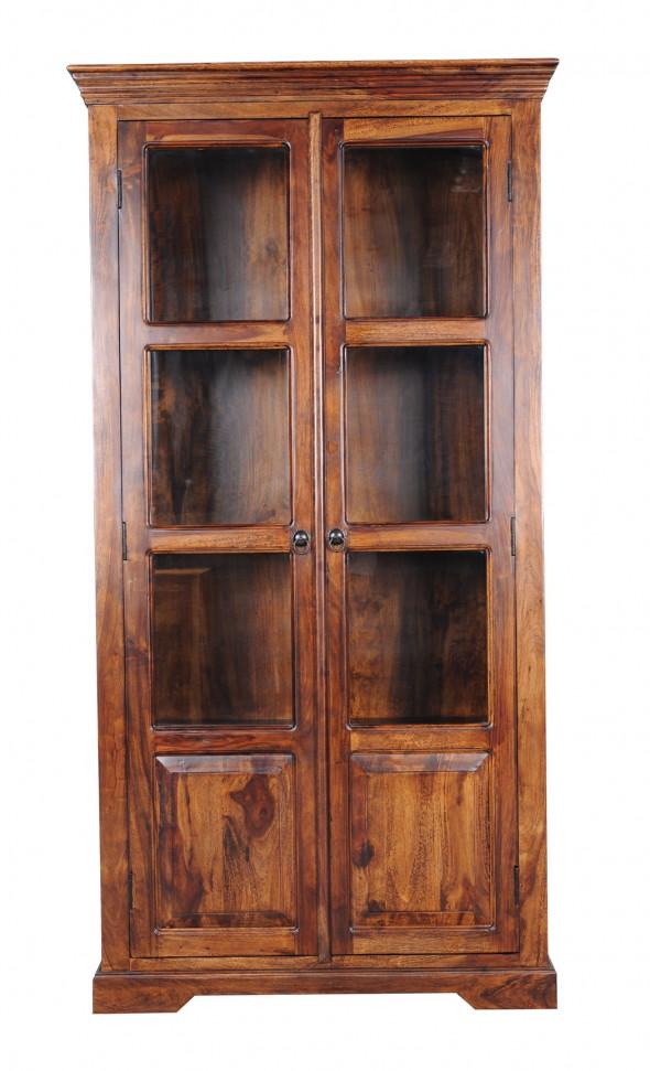 Kolonialna witrynka z drewna  COL-9A- Kolekcja Colonial