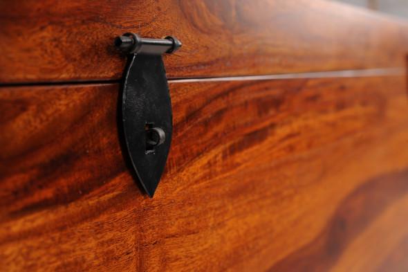 Skrzynia z litego drewna GE-29 100 cm   -Kolekcja Gentle