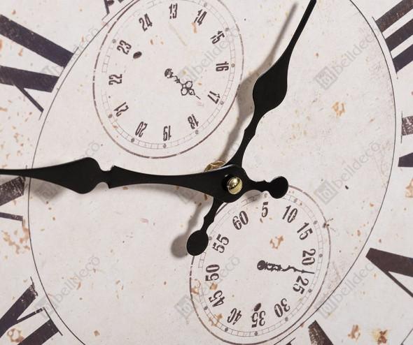 Vintage Zegar Antiques Market  -Kolekcja Belldeco