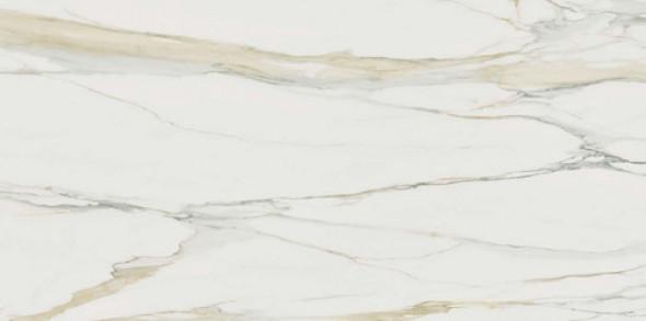 Blat kuchenny konglomerat biały marmur delikatna złota żyła Florim Rex Classici di Rex Calacatta Gold Mat 160x320 12mm
