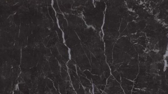 Blat kuchenny konglomerat czarny marmur z białymi żyłami Casalgrande Padana Marmoker Nero Creta lucido 160x324x12mm
