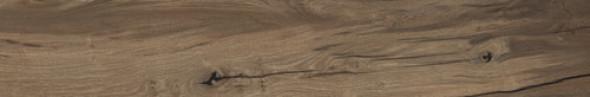 Gres rustykalne sęki drewno parkiet brąz Flaviker Nordik Wood Brown Grip PF60004610 20x120 tr