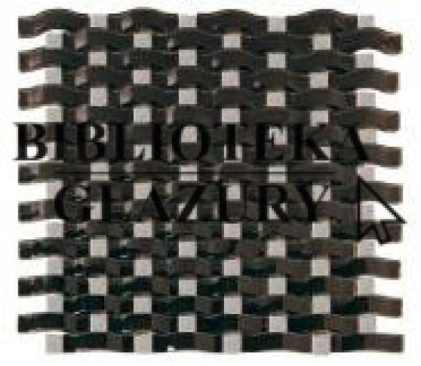 Mozaika czarna wzorzysta PERONDA HARMONY D.VITRA BLACK 27.5X31.8