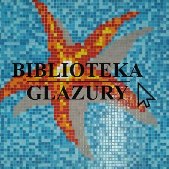 Mozaika pano do basenów szkło morska rozgwiazda niebieska Metropol MM 0949 30,5 x 30,5