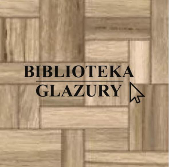 Płytka podłogowa parkiet drewno szary beż Gardenia Orchidea Just Venice Intreccio Beige Scuro 26.5x26.5