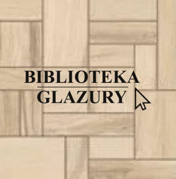 Płytka podłogowa parkiet drewno szary beż parkiet Gardenia Orchidea Just Venice Intreccio Beige Chiaro 26,5x26,5