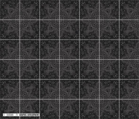 Płytki dekoracyjnę jak dywan Studio Persia 20,3x20,3