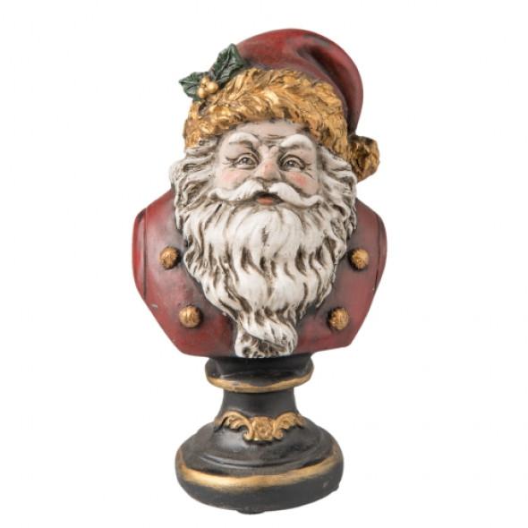 Figurka świąteczna Mikołaja SANTA