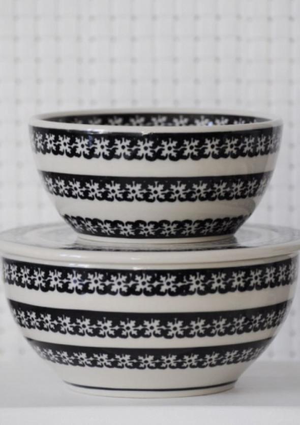 Miska 16 cm - ceramika z Bolesławca (wzór2)