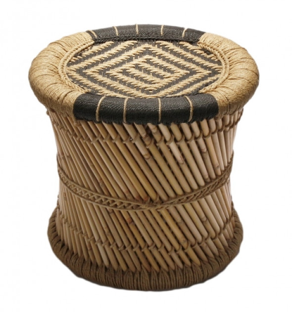 Stołek z bambusa BAMBOO